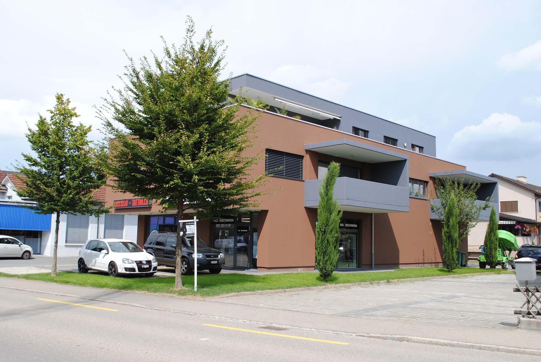 MFH Diepoldsauerstrasse 33a, 9443 Widnau
